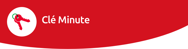 Services header clé minute