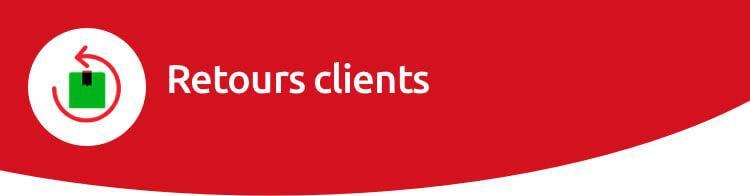 Services retours clients
